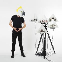 Moritz Simon Geist und Sonic Robots